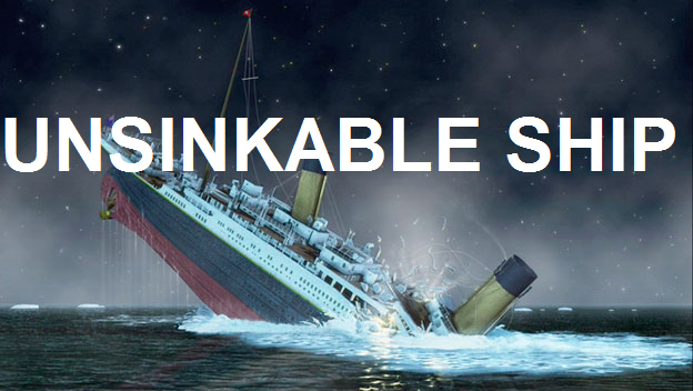 Unsinkable ship